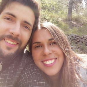Lucie y Guillermo
