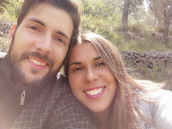 Lucie y Guillermo